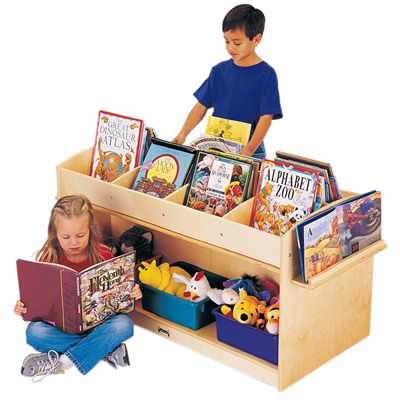 Books & Toys Storage Unit