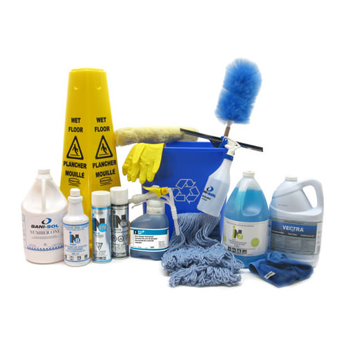 Cleaning and Sanitation Supplies