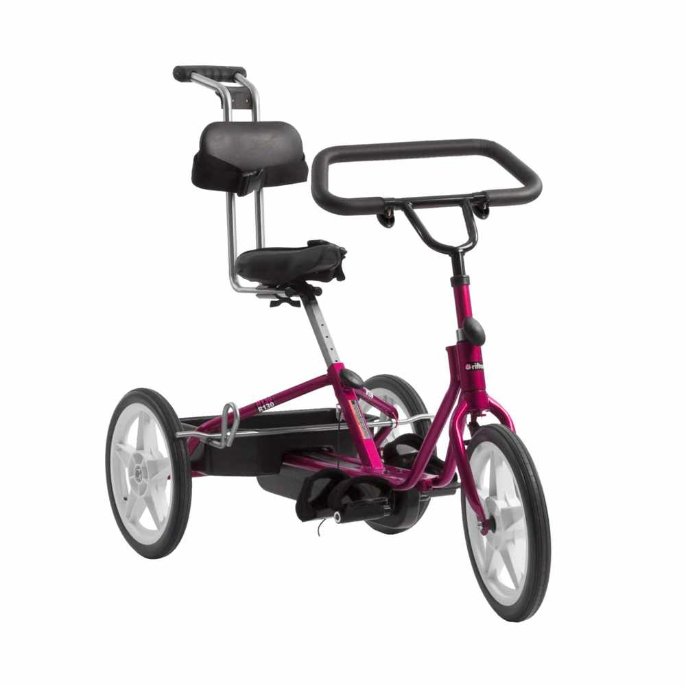 Adaptive Tricycles
