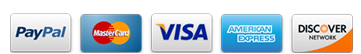 method of credit card payments available