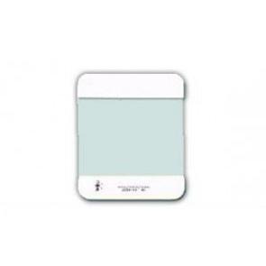 """3M Tegaderm Transparent Adhesive Film Dressing, 2 3/8"""" x 2 3/4"""""""
