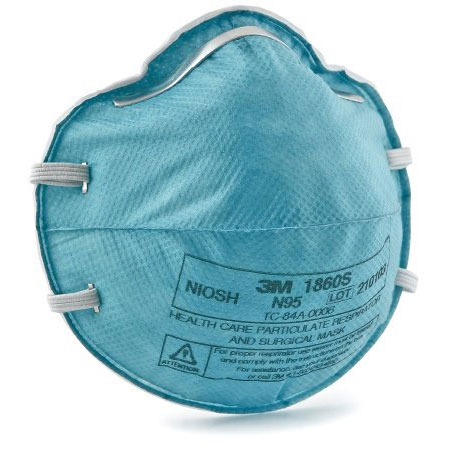 3M Particulate Respirator/Surgical Mask