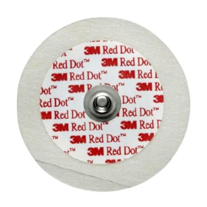 3M Red Dot Pediatric Monitoring Electrodes