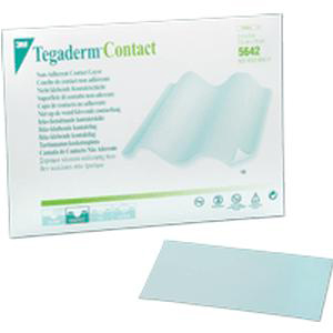 """3M Tegaderm Non Adherent Contact Layer Dressing, 3"""" x 4"""""""