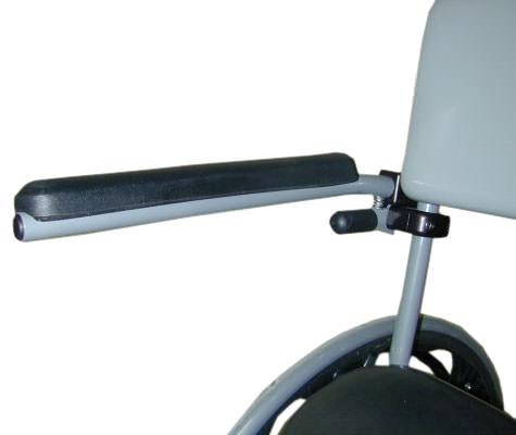 Evolution 1024 Height Adjustable Flip Back Padded Arm
