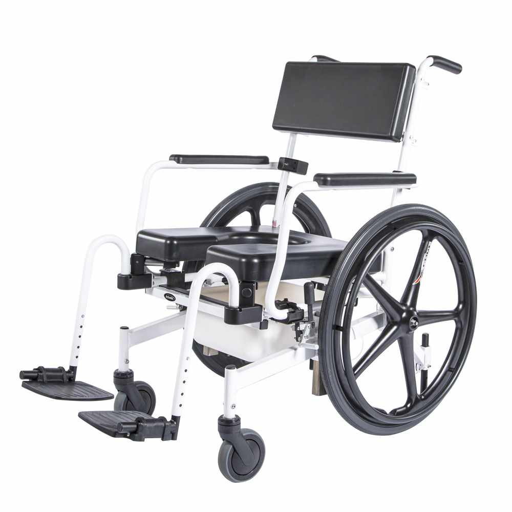 ActiveAid evolution 1100 shower/commode chair