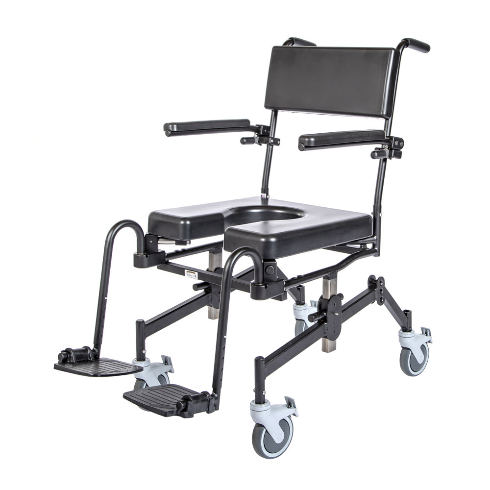ActiveAid 1100 shower commode chair
