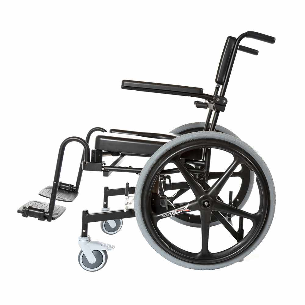 Activeaid 1100 Adjustable Shower Commode Chair | Activeaid (1100)