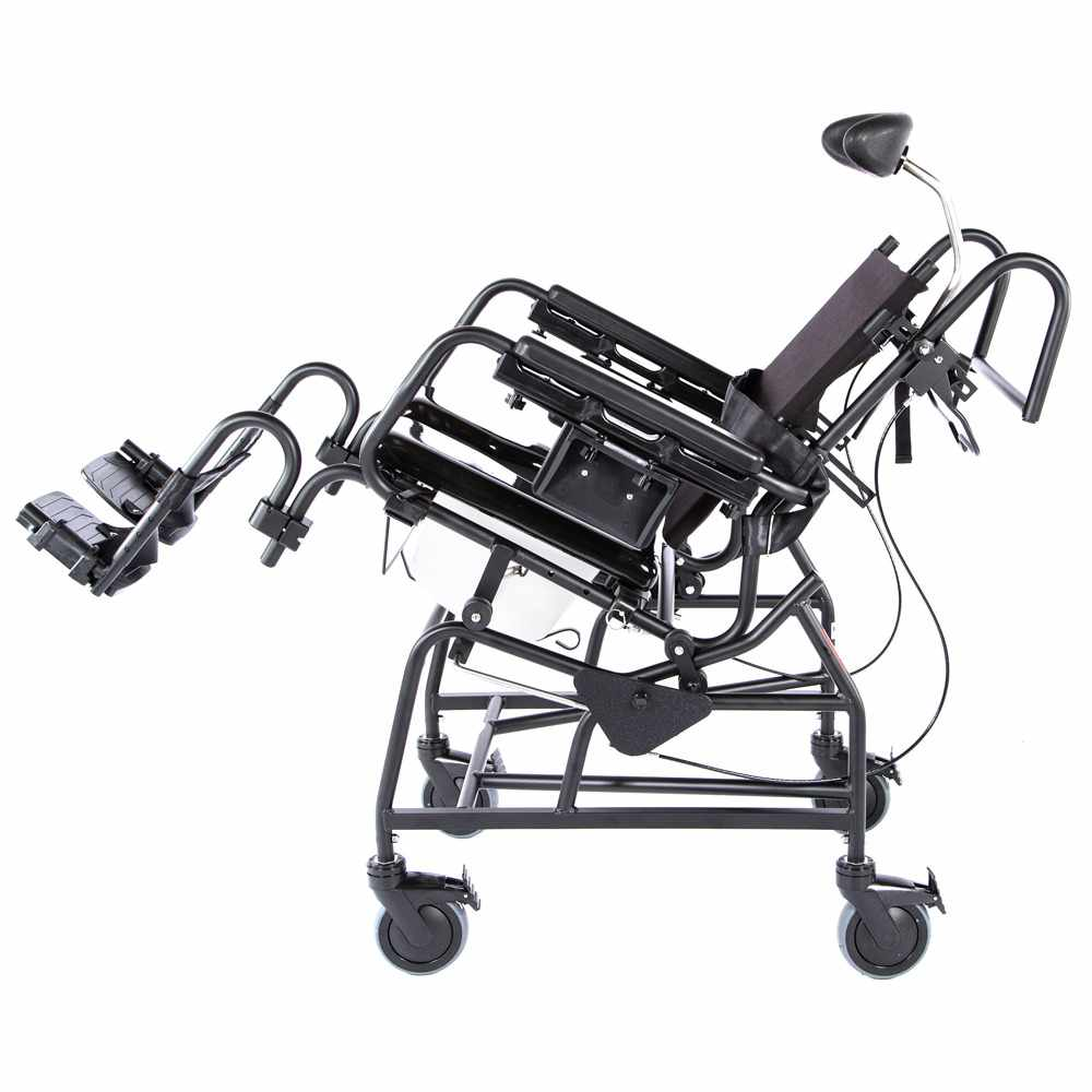 ActiveAid 1218 Tilt Shower Commode Chair