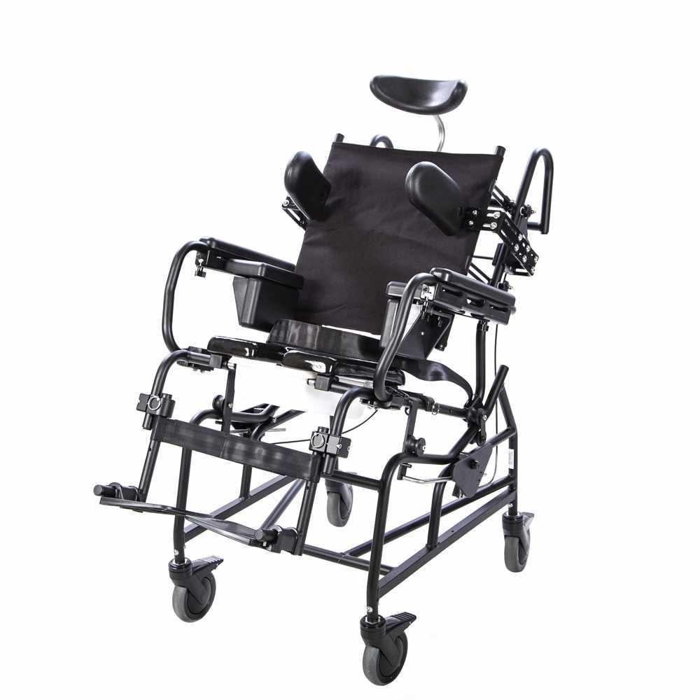 Activeaid 1218 Tilt Rehab Shower Commode Chair   Activeaid (1218)