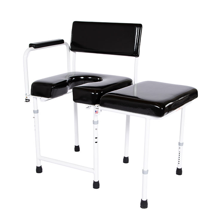 ActiveAid 202 Bathroom Assist Chair - Package