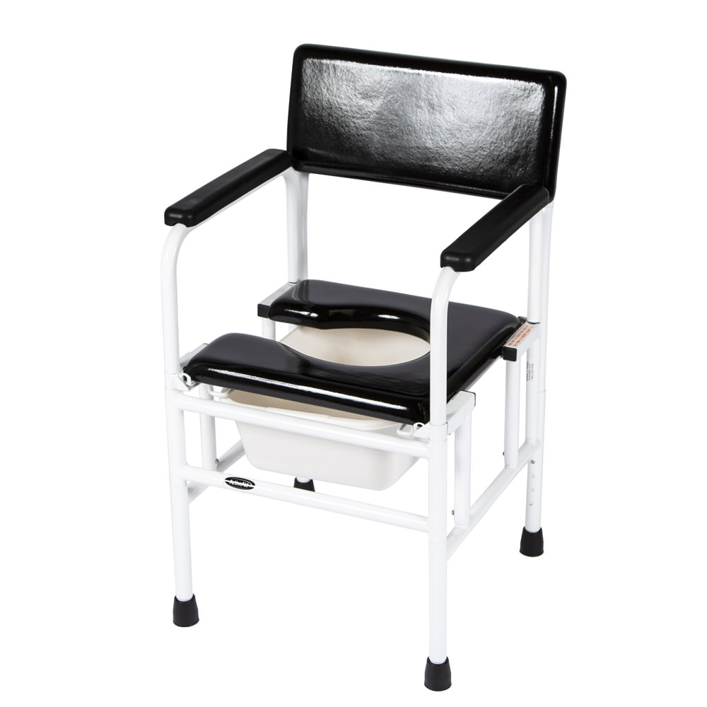 ActiveAid 277 Stainless Steel Tub/Commode Chair - Package