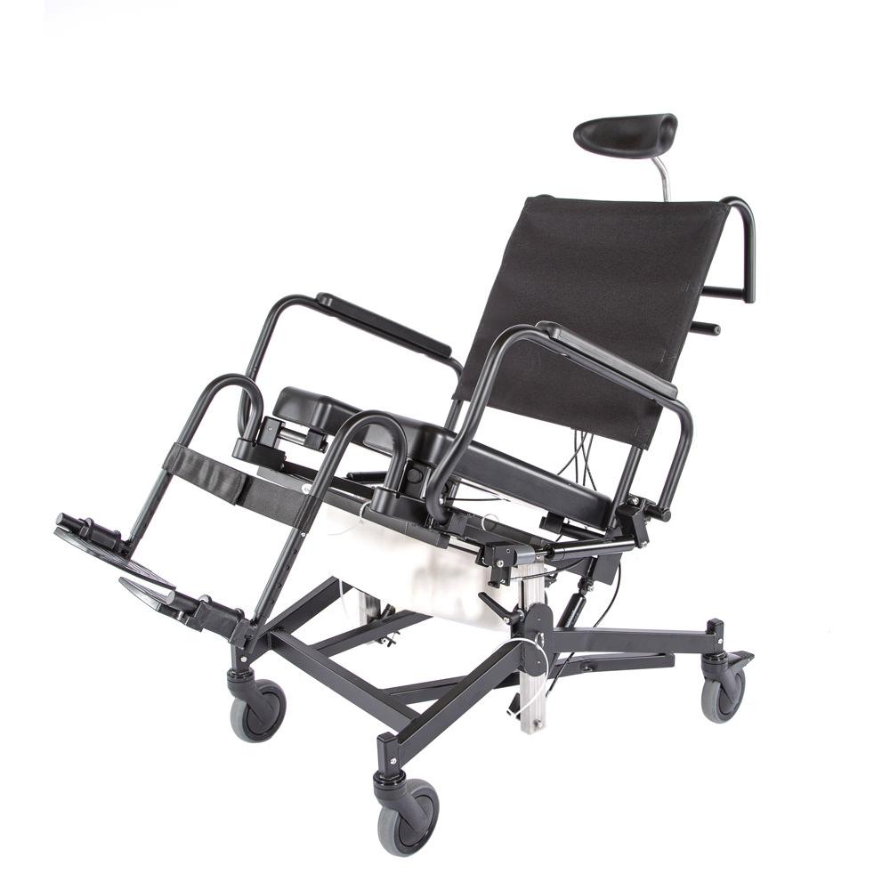 Activeaid (285TR) Tilt & Recline | ActiveAid Shower Commode Chair