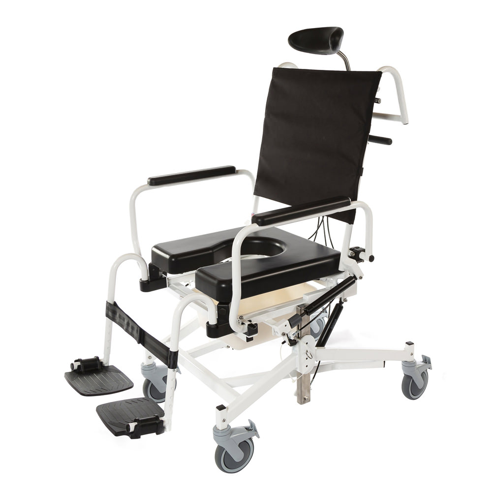 Activeaid 285TR Tilt & Recline Shower Commode Chair | Activeaid (285TR)