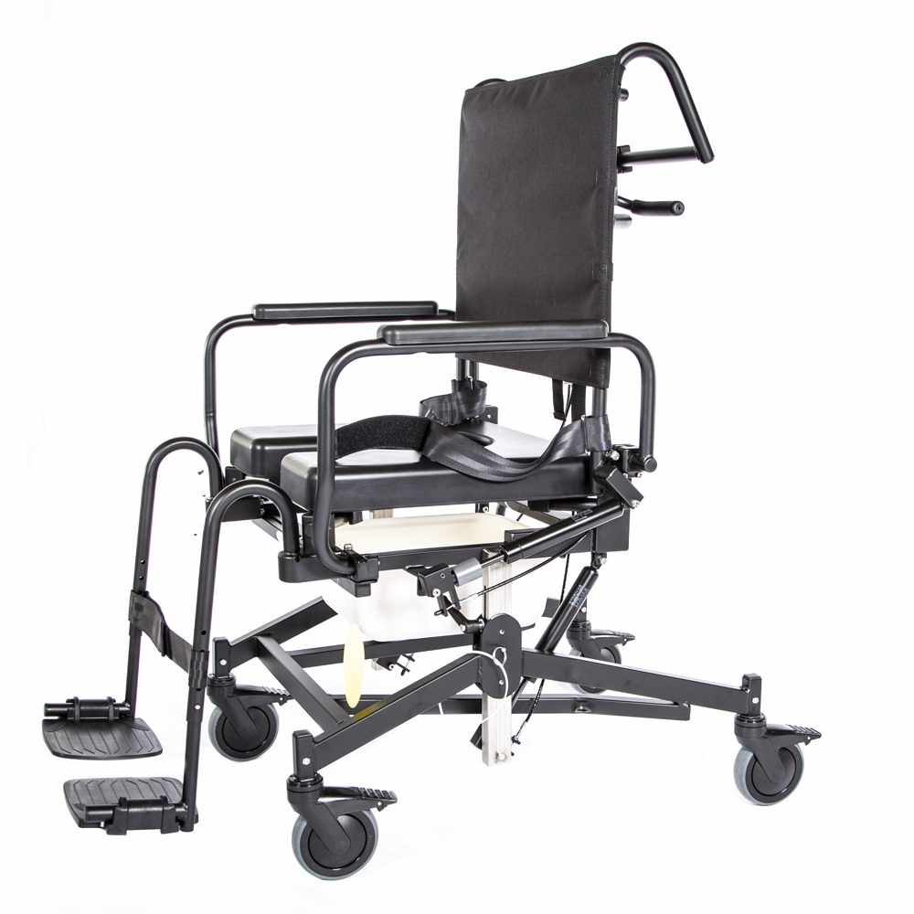 Activeaid Tilt and Recline Shower Commode Chair | Activeaid 285TR