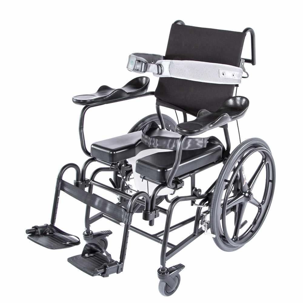 ActiveAid 285 Tilt Commode Chair