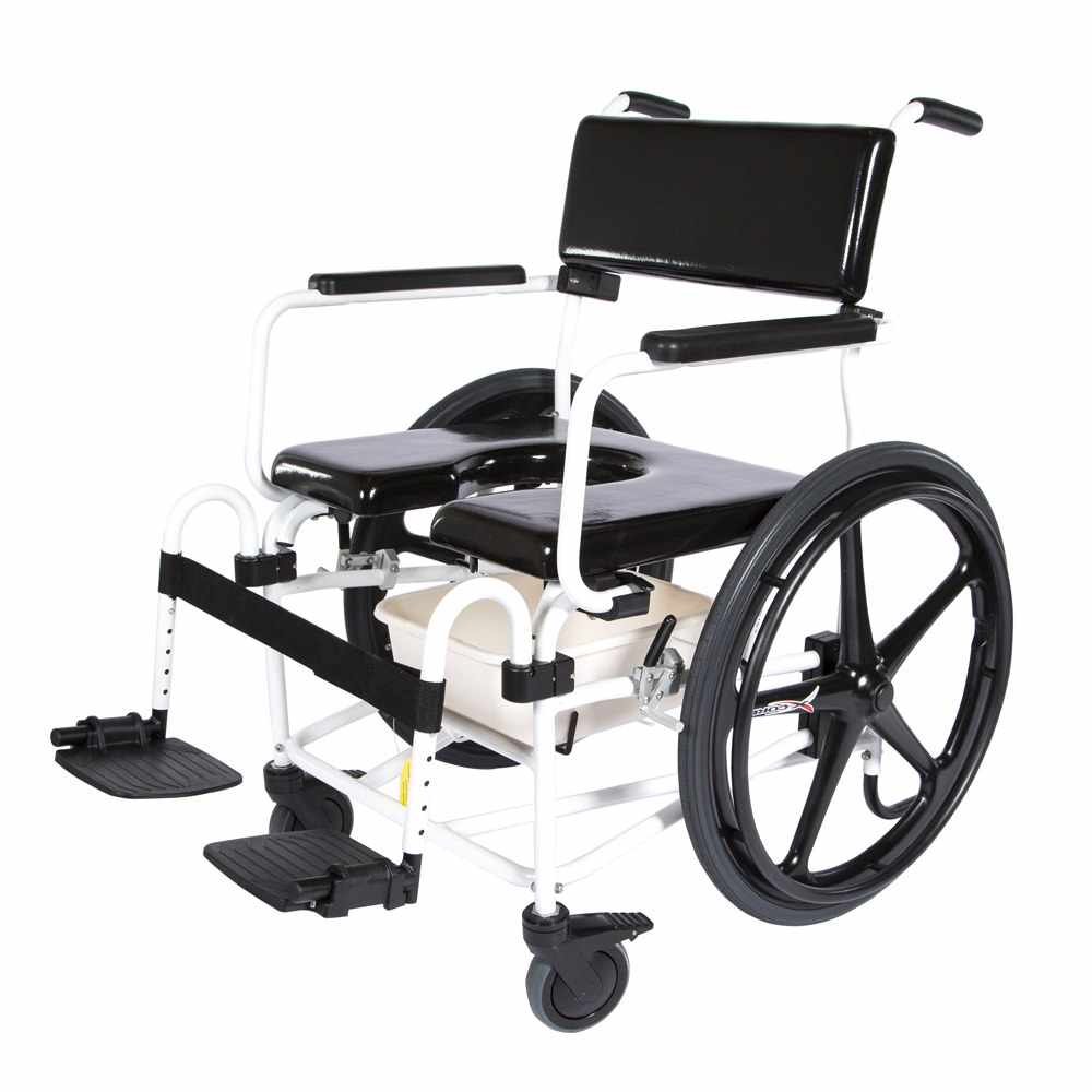 Activeaid Rehab Shower Commode Chair | Activeaid 600 - Medicaleshop
