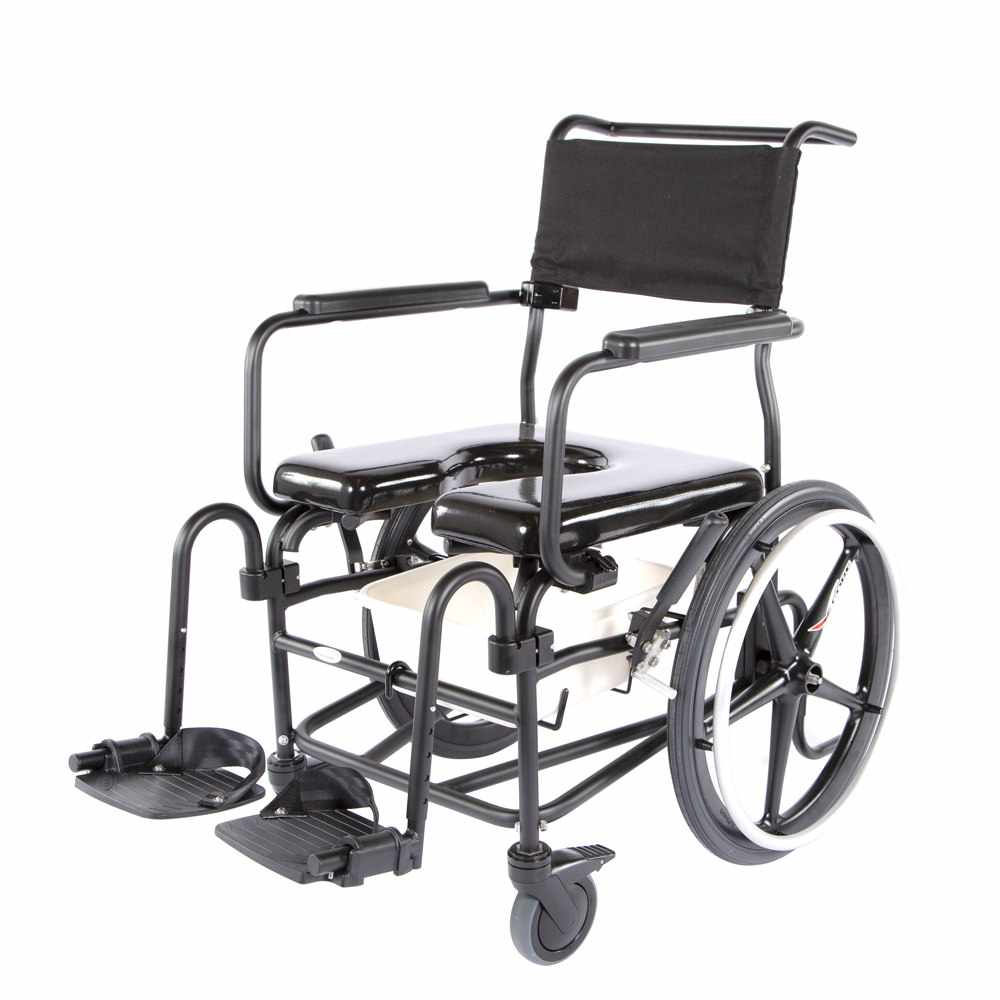 Activeaid 600 | Activeaid Shower Commode Chair - Medicaleshop