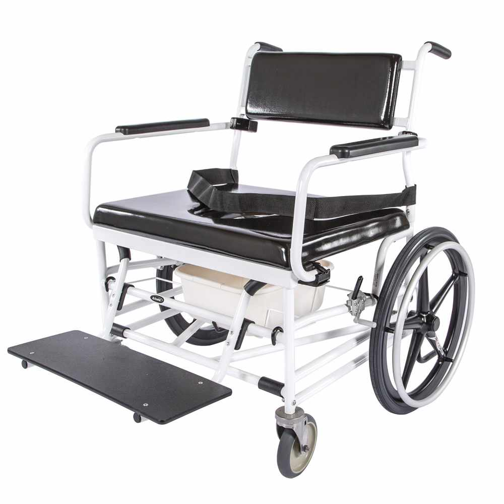 ActiveAid 720 bariatric rehab shower commode chair