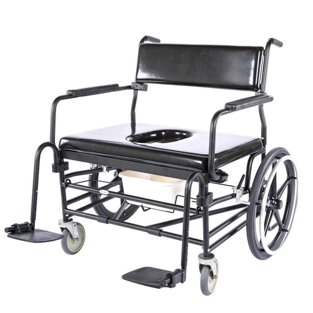Activeaid Bariatric Rehab Shower Commode Chair   Activeaid (720)