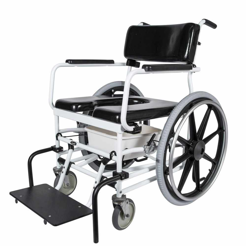 Activeaid 720 Heavy Duty Shower Commode Chair   Activeaid (720)
