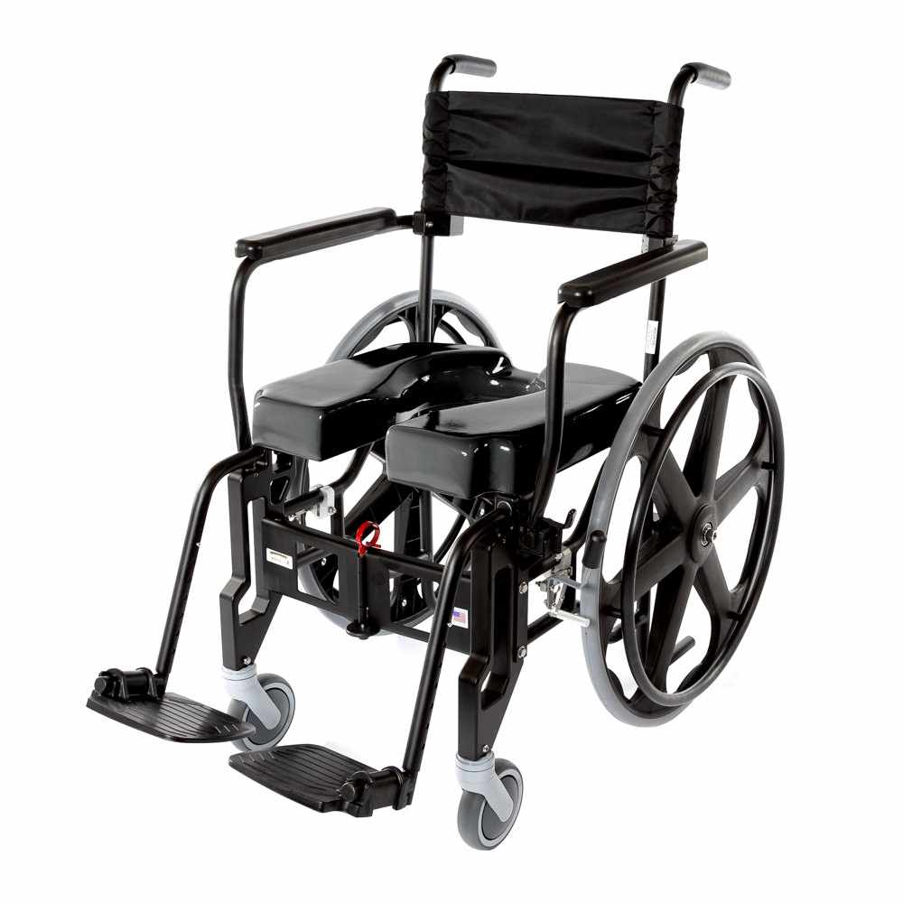 ActiveAid 9000 Folding Shower Commode Chair - Package