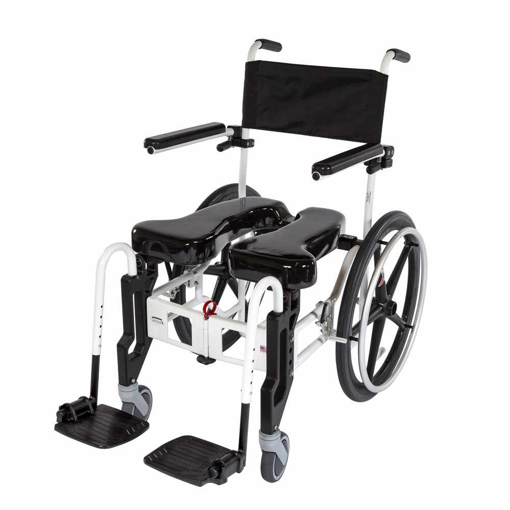ActiveAid 922 Folding Shower Commode Chair - Package