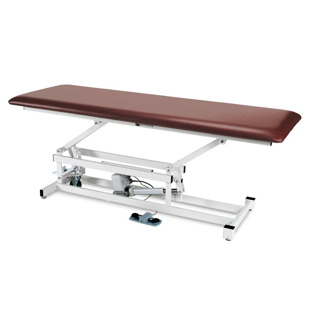 Armedica AM-140 bariatric treatment table with AM-807 side rails