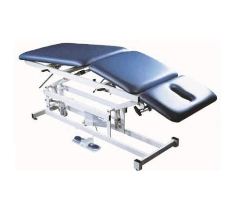 Armedica height adjustable treatment table