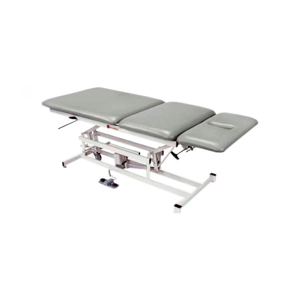 AM-334 height adjustable treatment table