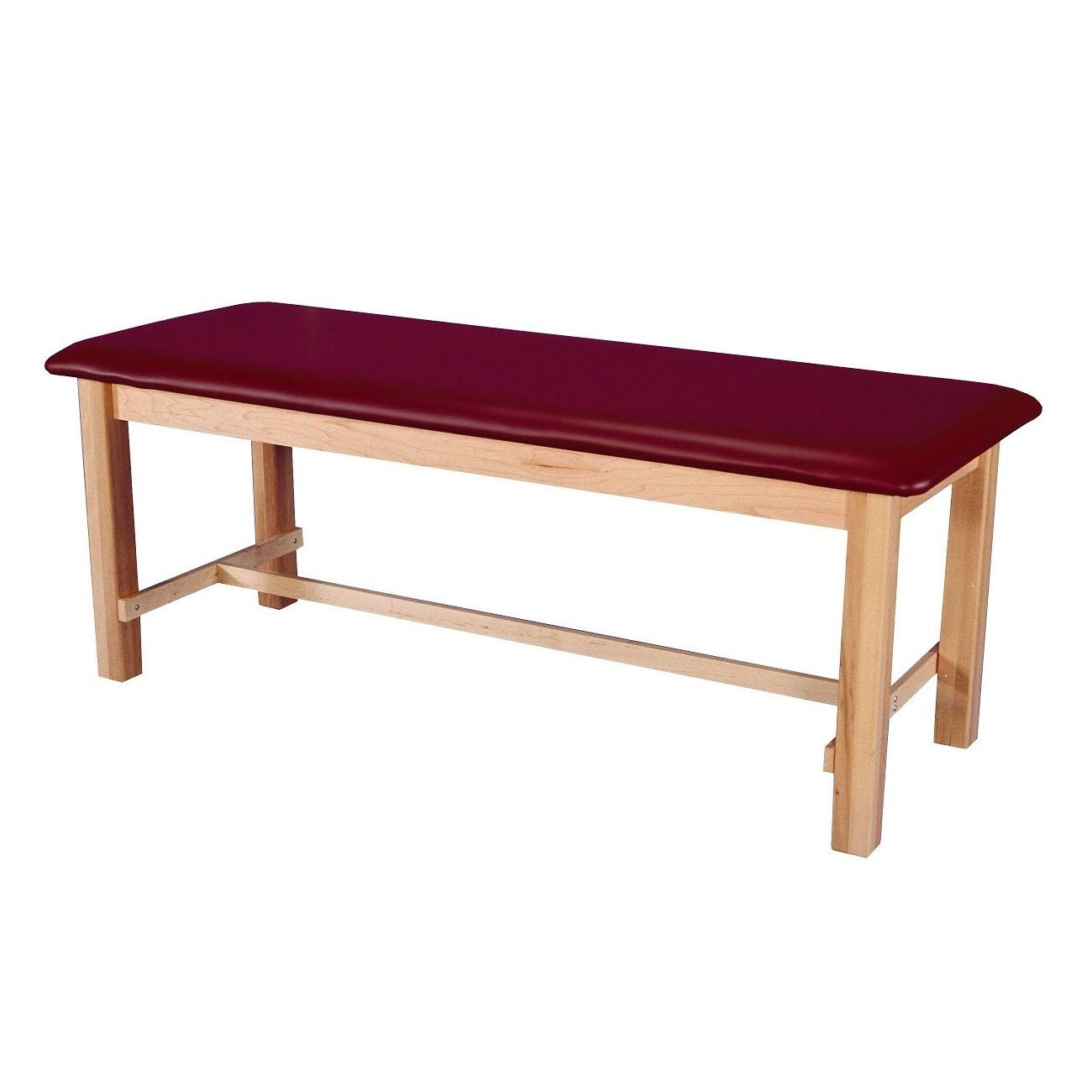Armedica maple hardwood treatment table