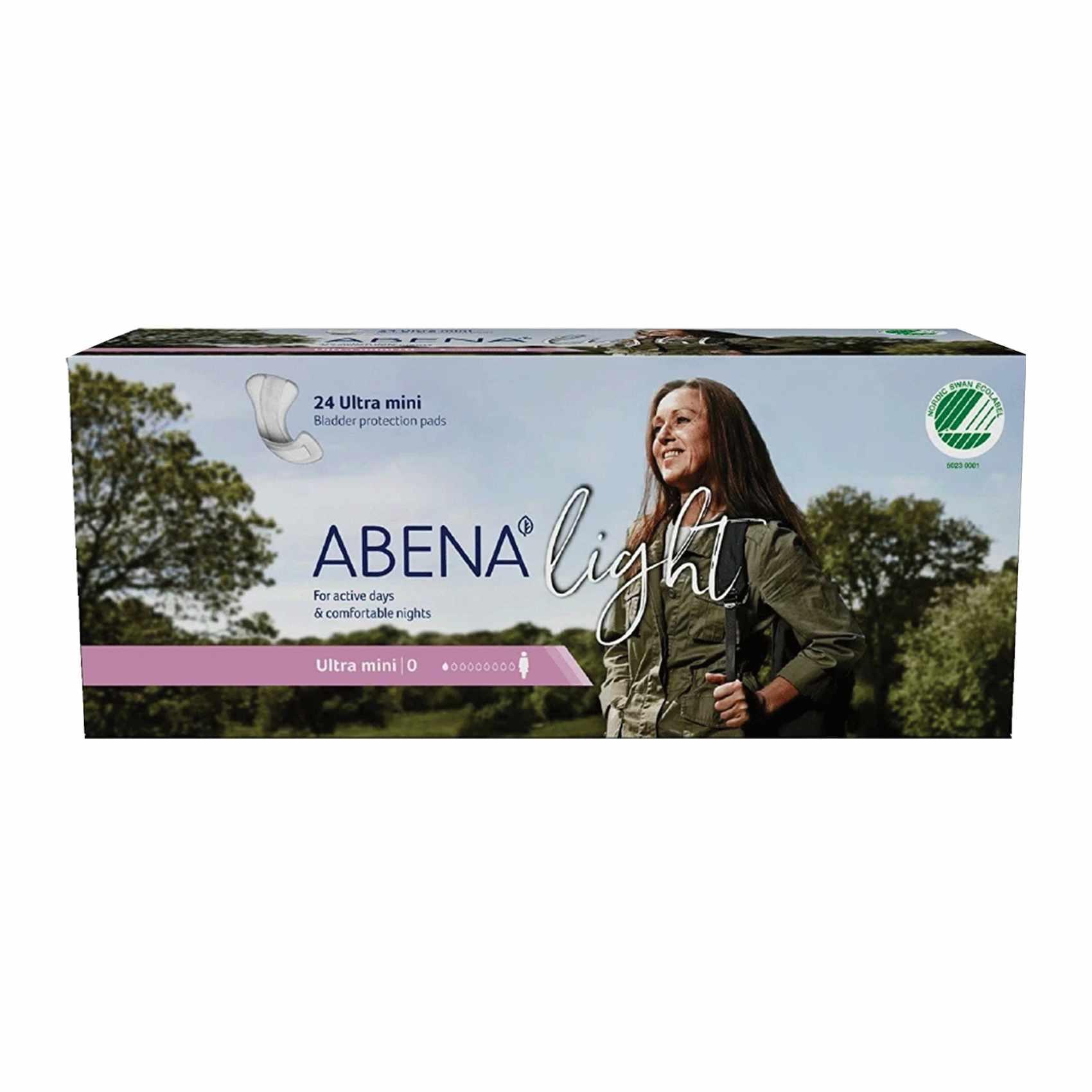 Abena Light Ultra Mini Bladder Control Pad