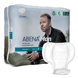 Abena Bladder Control Pad for Male, 450mL Absorbency, 23cm x 29cm