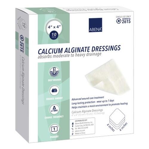 Abena Calcium Alginate Dressing, Sterile