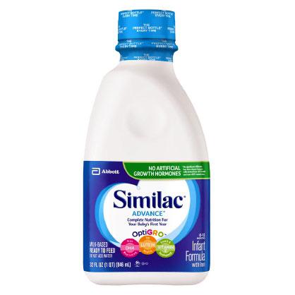 Similac Advance EarlyShield Infant Formula
