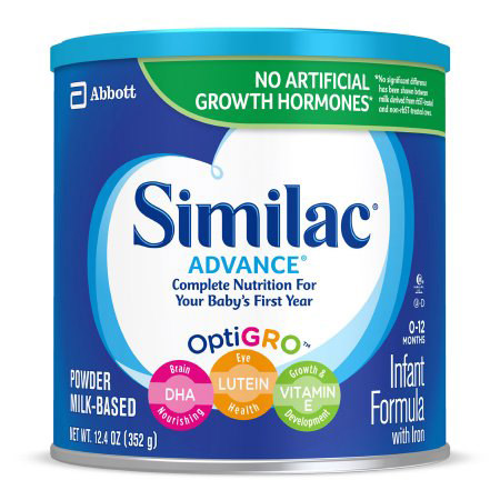 Similac Advance Infant Formula with Optigro