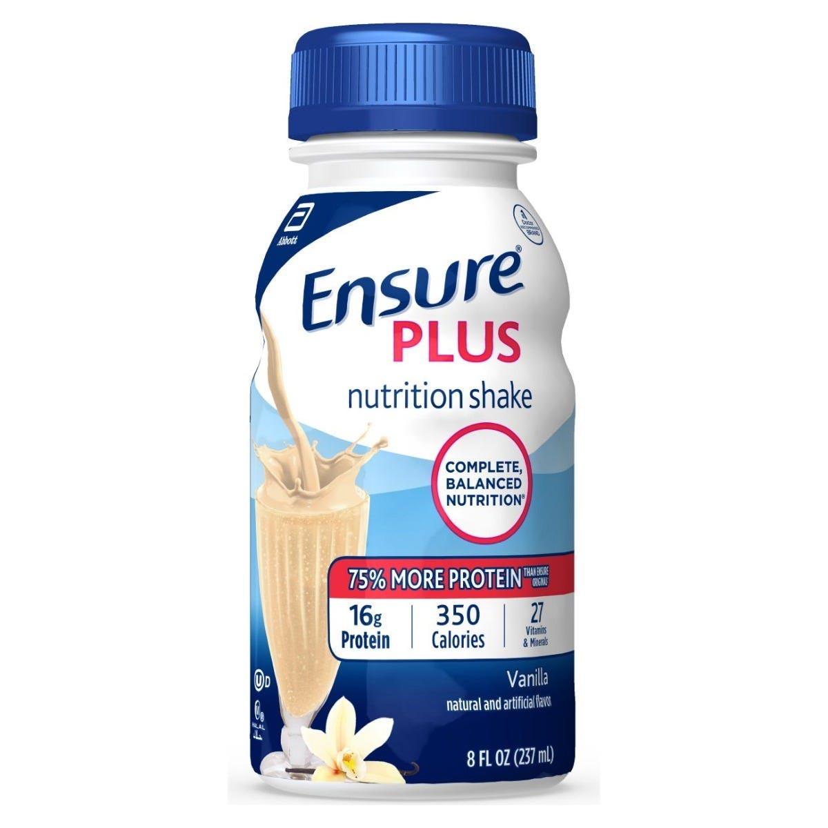 Ensure Plus Ready to Use Nutritional Shake