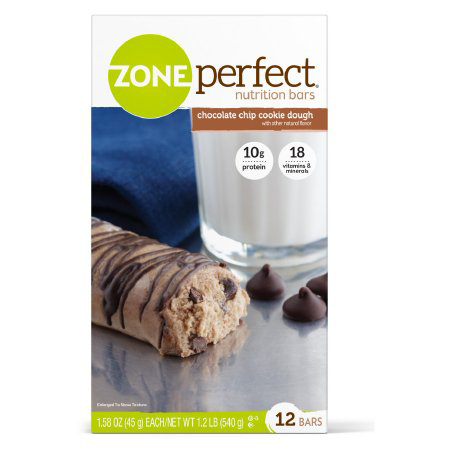 ZonePerfect Ready to Use Nutrition Bar