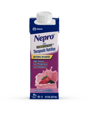 Nepro with Carbsteady Oral Supplement