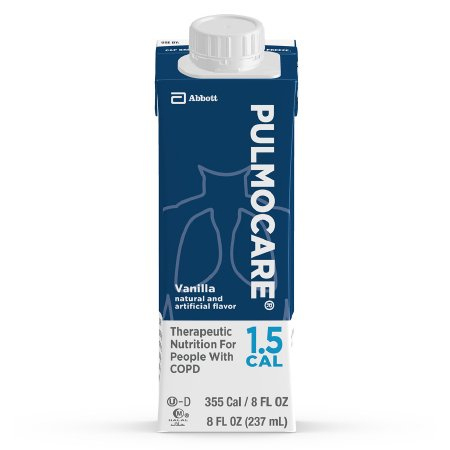 Pulmocare 1.5 Cal Ready to Use Oral Supplement