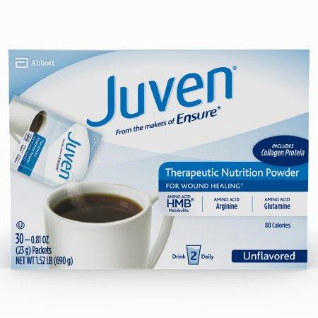 Juven Arginine/Glutamine Supplement, Powder