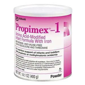 Propimex -1 Amino Acid-Modified Infant Formula With Iron