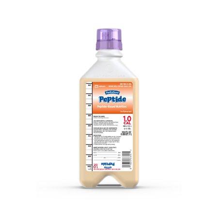 PediaSure Peptide 1.0 Cal RTH Pediatric Tube Feeding Formula