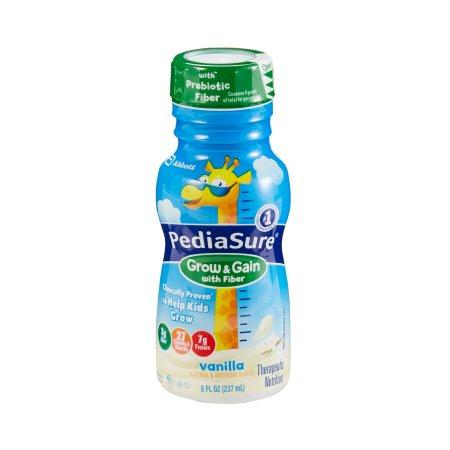 PediaSure Grow & Gain Pediatric Oral Supplement with Fiber