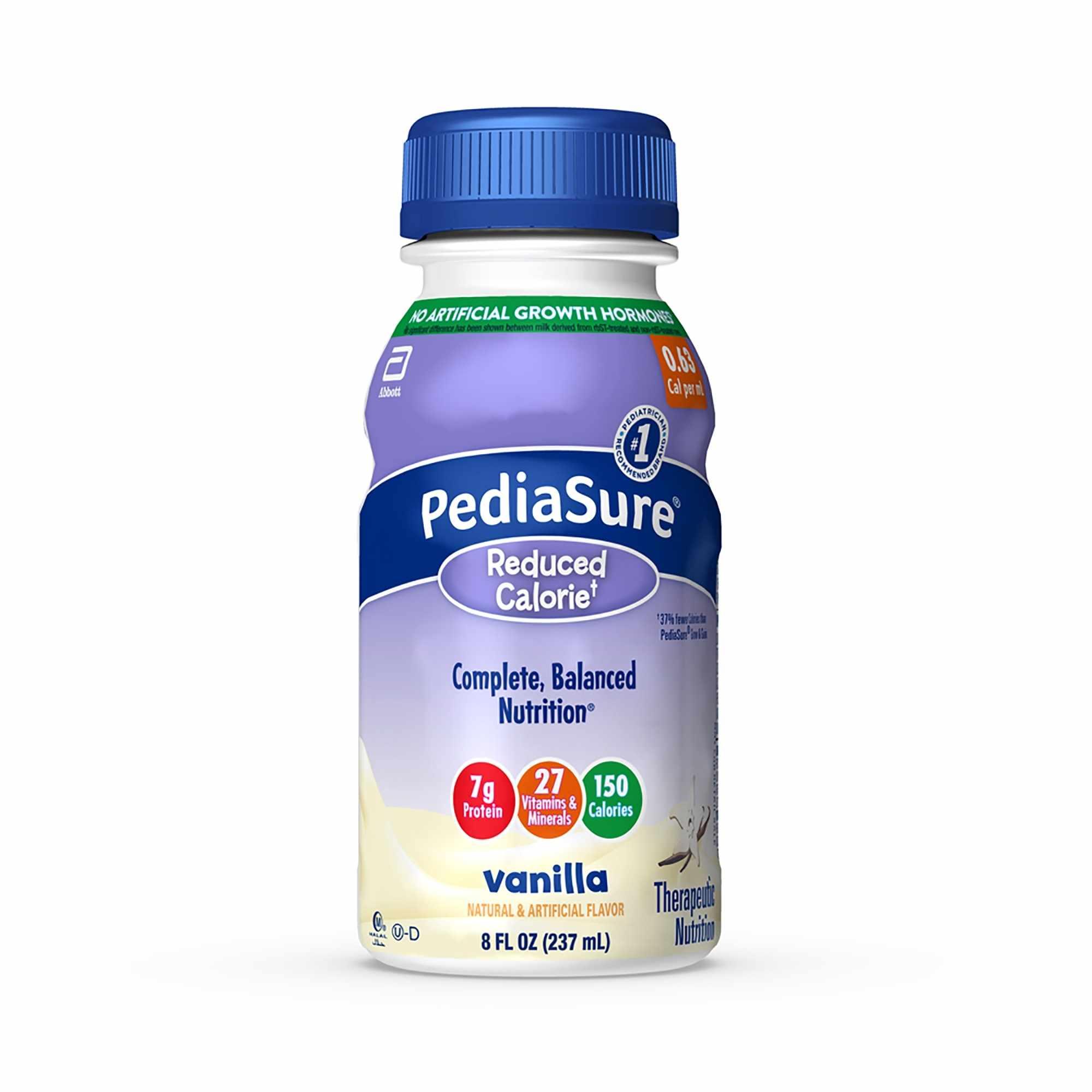 PediaSure Reduced Calorie Pediatric Oral Supplement