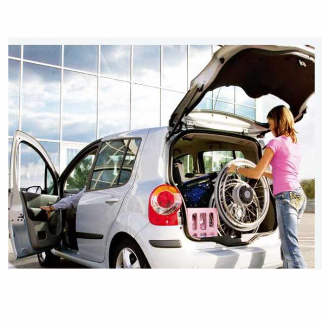 Alber E35 power drive wheel system - Basic