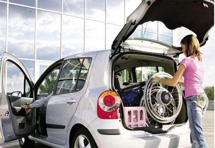 E.fix power drive wheel system - Plus