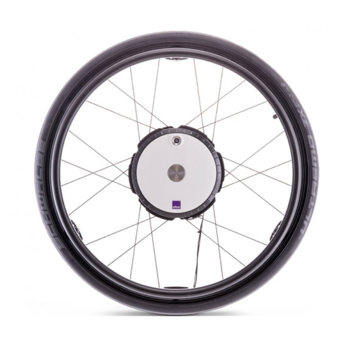 Twion active power drive wheel system