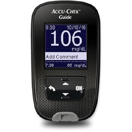 Accu-Chek Roche Guide Fingertip Blood Glucose Meter
