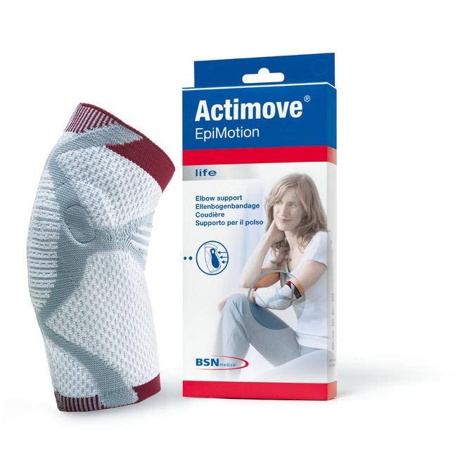 Actimove EpiMotion Elbow Support White